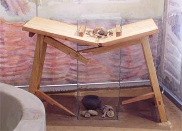 Schreiner Heilbronn museumsmöbel ausstellungsmöbel objektmöbel museum schreinerei